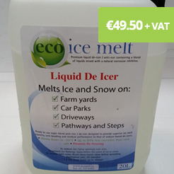 Liquid Ice Melt 20L